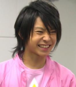 阿部顕嵐pinkwear