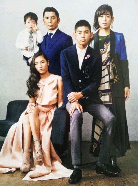 本木雅弘の子供や家族の画像!息子はバスケ選手でイケメン高身長?