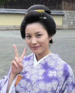 瀬戸朝香kimono